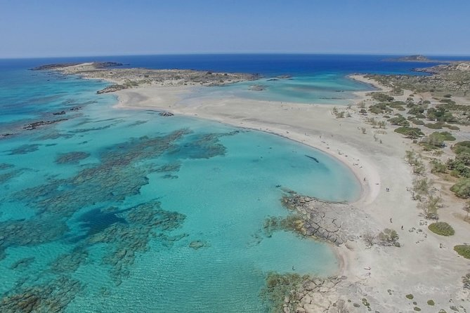 PRIVATE TOUR to Elafonisi beach with Spanish speaking local guide