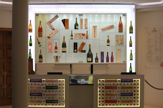 Private Full Day Champagne Tour - Taittinger, Reims Cathedral & Family Vineyards