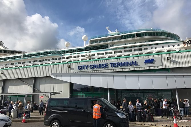 Private transfers to/from Southampton Cruise Port and London City Airport