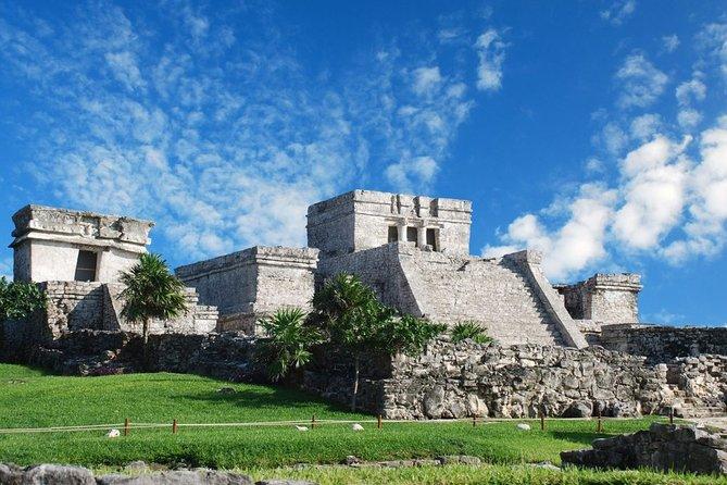 Coba and Tulum Ruins Tour VIP Cenote Visit and Playa del Carmen