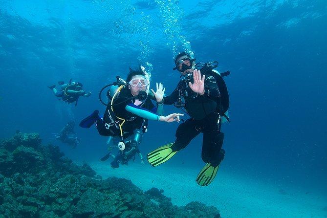 Discover Scuba Diving in Koh Lanta, Thailand