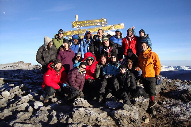 6 Day Mount Kilimanjaro Shira Route
