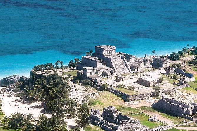 Visit 4 places in One Day Tulum, Coba, Cenote & Playa del Carmen for One Price