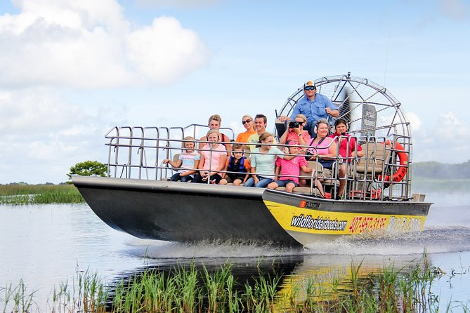 Central Florida Everglades and Safari Park Tour