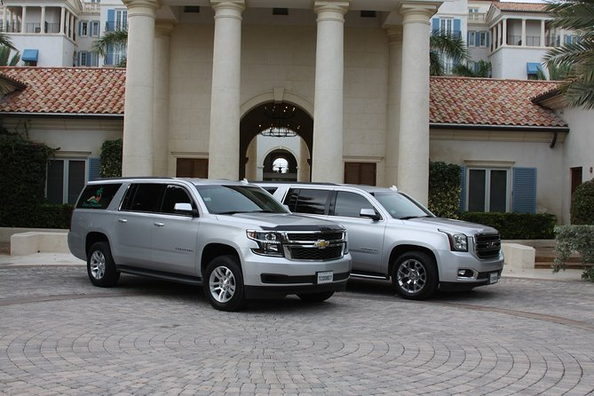 Private Luxury SUV Airport Transfer (Round-Trip)