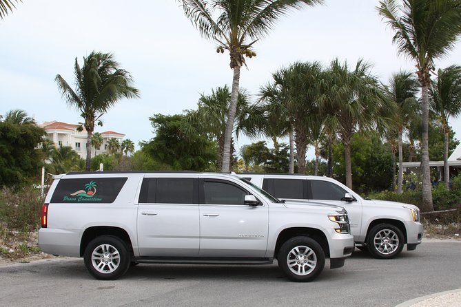 Private Luxury Suv Airport Transfer (One Way)