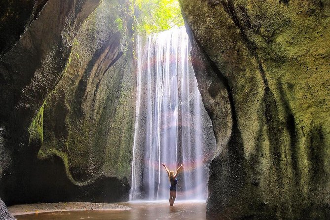 Bali Best Waterfalls : Tibumana, Tukad Cepung and Tegenungan - Fullday Tour
