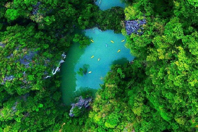 Phang Nga Hong by Starlight