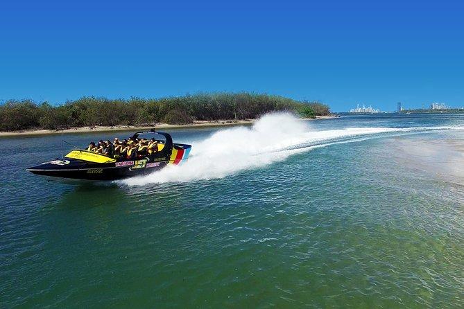 Paradise Jet Boating and Aquaduck Combo