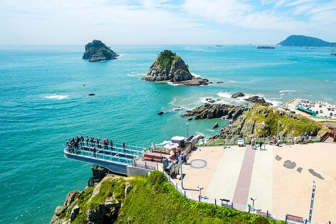 Private Airport Transit Tour in Busan from Gimhae airport