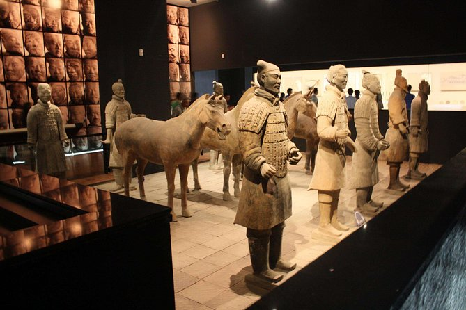 Private Day Tour of Terracotta Warriors and Xi'an City