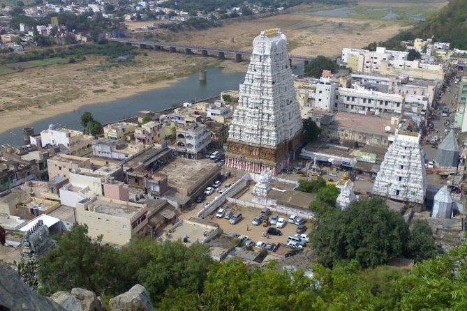 Chennai to Srikalahasti Temple & Sri Venkateswara Temple Day Tour