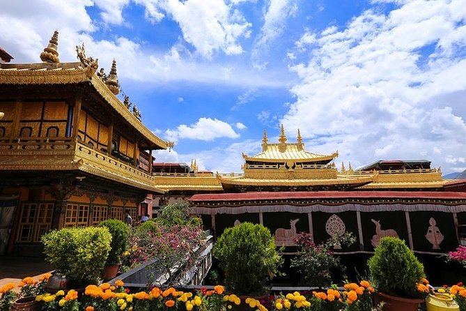 5-Day Small Group Lhasa and Yamdrok Lake Tour from Xi'an