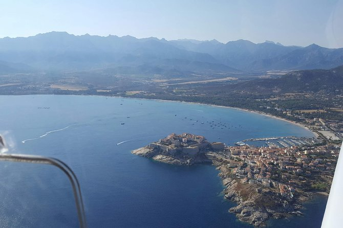 Day Trip from Cannes to Corsica in a Private Plane