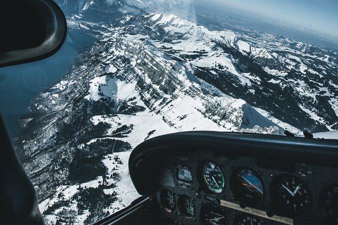 Besançon: 1-Hour Sightseeing Flight