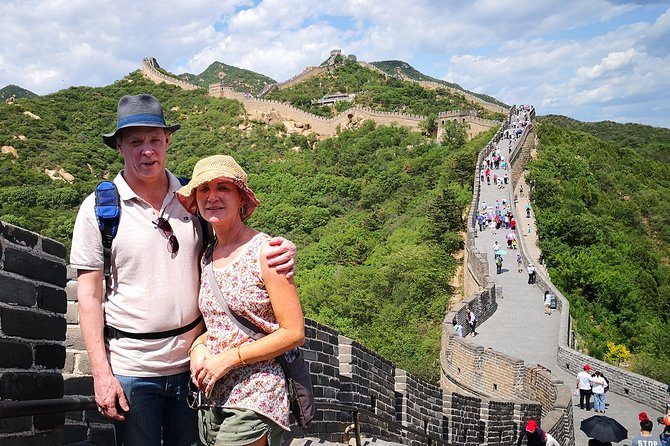 Private Beijing Day Tour to Tiananmen, Forbidden City and Great Wall at Badaling