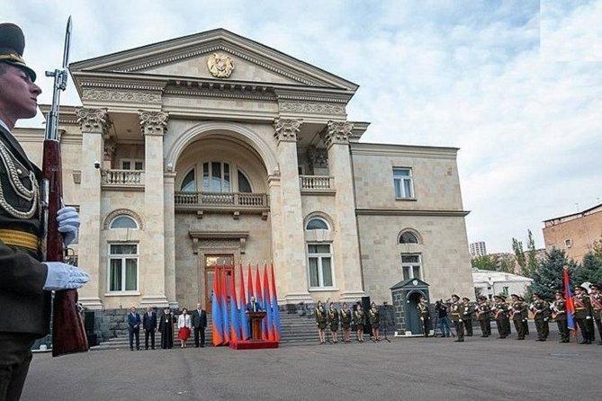 Opening Yerevan