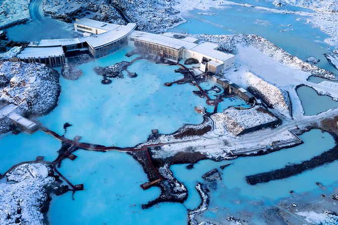 Golden Circle & Blue Lagoon Tour Including Admission