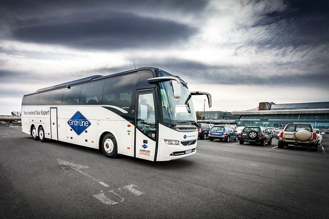 Airport Express Shared Departure transfer from Reykjavik City to Keflavik Airport