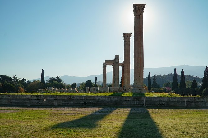 Self-guided Virtual Tour of the Temple of Olympian Zeus: the great debt