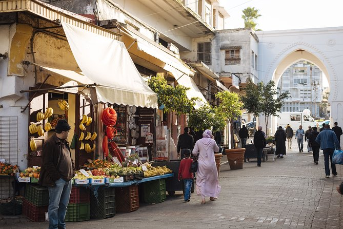 Private 12-Hour Tour of Tangier from Malaga or Marbella Hotel pick up & drop off
