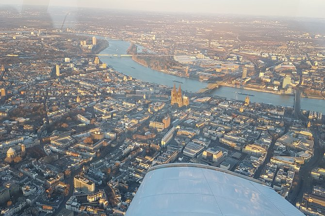 Colônia: voo turístico de 1 hora