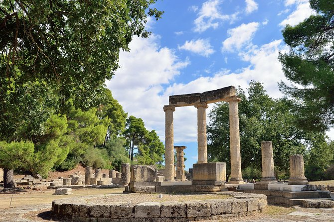 Self-guided Virtual Tour of Olympia: The most beautiful place in Greece