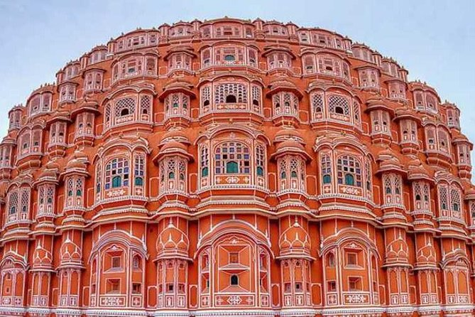 Same Day Jaipur Tour & Amer Fort (with Personal car & Driver For the trip