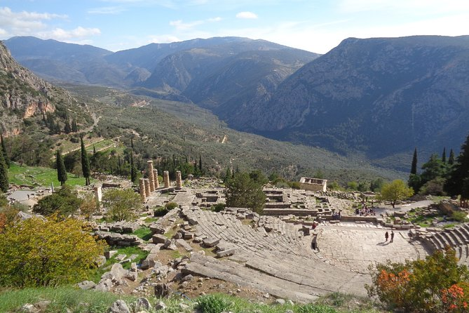 Self-guided Virtual Tour of Delphi: The Google of the Ancient world