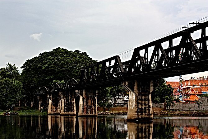 Explore World War II Scenes in Kanchanaburi