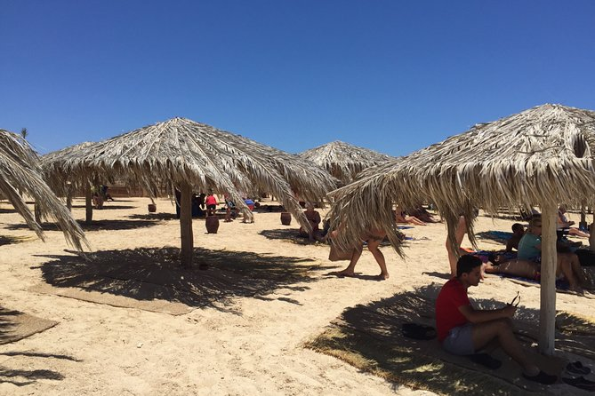 Mahmya island from Hurghada