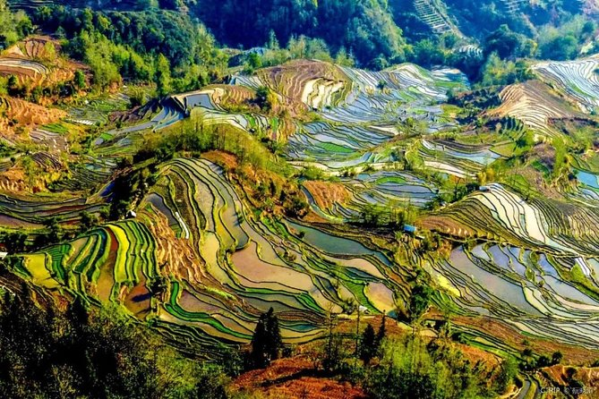 3-Day Private Tour to Jianshui and Yuanyang Hani Rice Terraces from Kunming