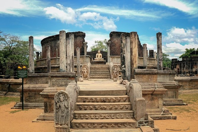 Full-day trip from Pasikudah to Polonnaruwa - Heritage Tour