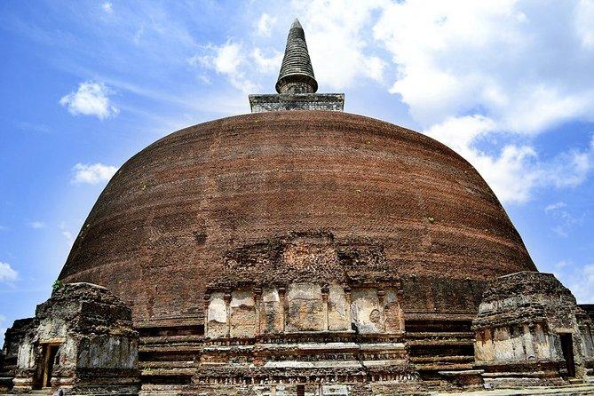 Half-day trip from Pasikudah to Polonnaruwa - Heritage Tour
