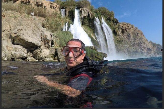 Half Day Scuba Diving @ Duden Waterfalls