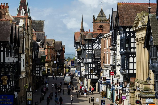 Cruise Excursion: Historic Chester from Liverpool