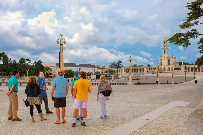 Fatima Shrine Walking Tour