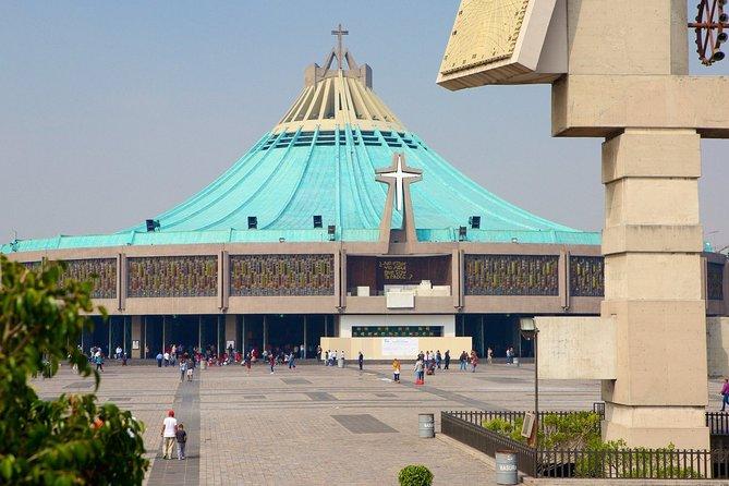 Private Tour to Guadalupe Shrine