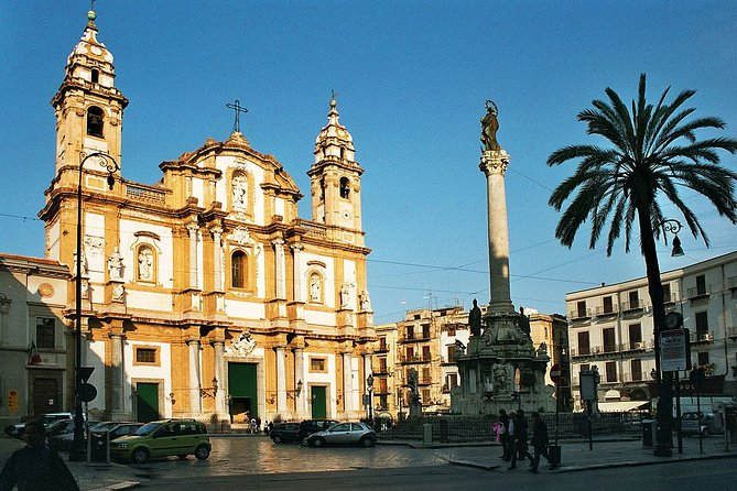 Private 4-hour Walking Tour of Palermo with official tour guide