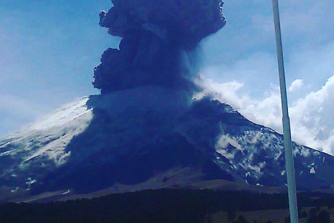 Private Volcanos Tour