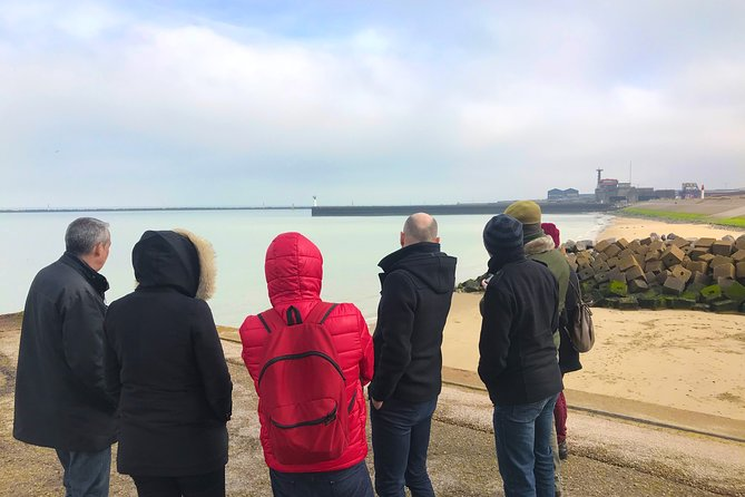 Dunkirk Private Day Trip with Visit of the Bunker La Coupole from Paris