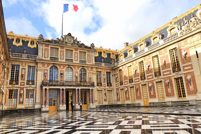 Versailles Private Half Day Guided Tour with Skip the Line Access from Paris