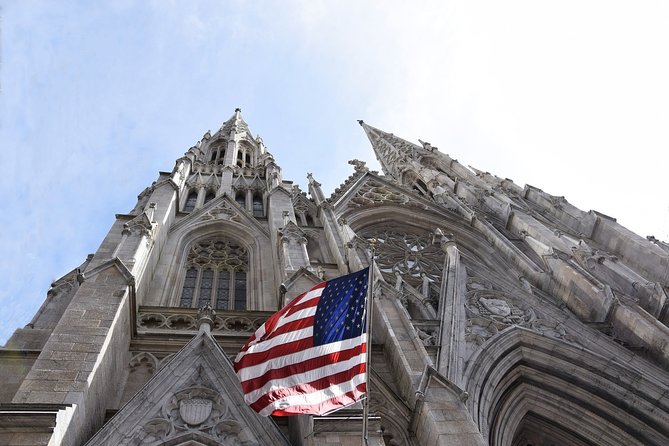 St Patrick's Cathedral Skip the Line Official Tour and Rock Center Walking Tour