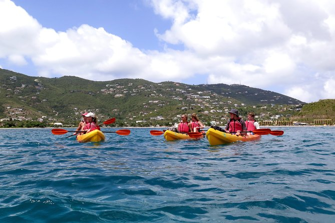 Coral Reef and Turtle Kayak Excursion