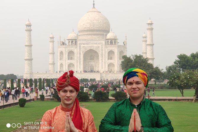 LGBTQ Friendly Taj Mahal Tour