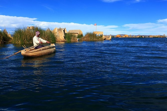 Uros Floating Islands & Taquile Island