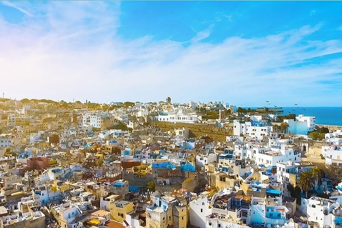 Private Tangier in 1 day
