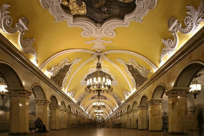 Luxurious 2 Day St Petersburg Tour with Faberge Museum