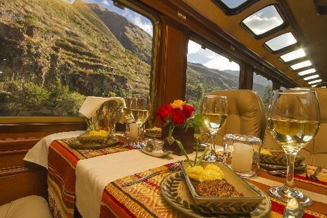 LGBT:. Full day - Luxury Tour to Machu Picchu