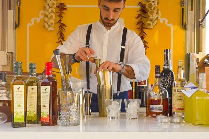 VIRTUAL LESSONS...Italian Aperitif and Cocktail lessons